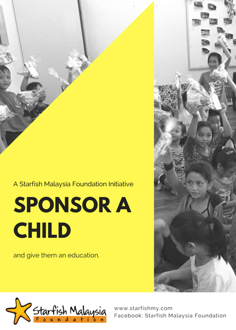Sponsor A Child - 1