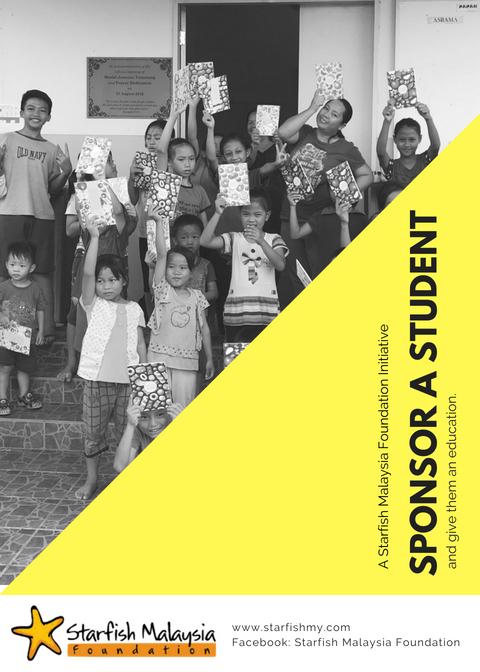 Starfish Sponsor A Student